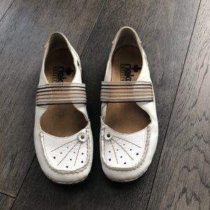 Rieker  white Woman's shoes
